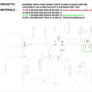 Z:33_ANAS 60.000.000Documentazione TecnicaMarcatura CEMarchi CE5) Marchi M1 e M2 rev 1 in elaborazioneBarriera ANAS_H3BP